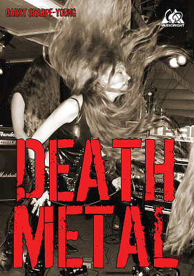 Death Metal book front cover