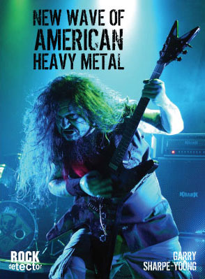 New Wave of American Heavy Metal book front cover