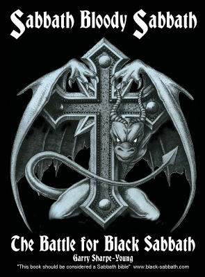 Sabbath Bloody Sabbath: The Battle for Black Sabbath book front cover